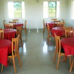 The Tuskerden Super Deluxe Double Dining Room