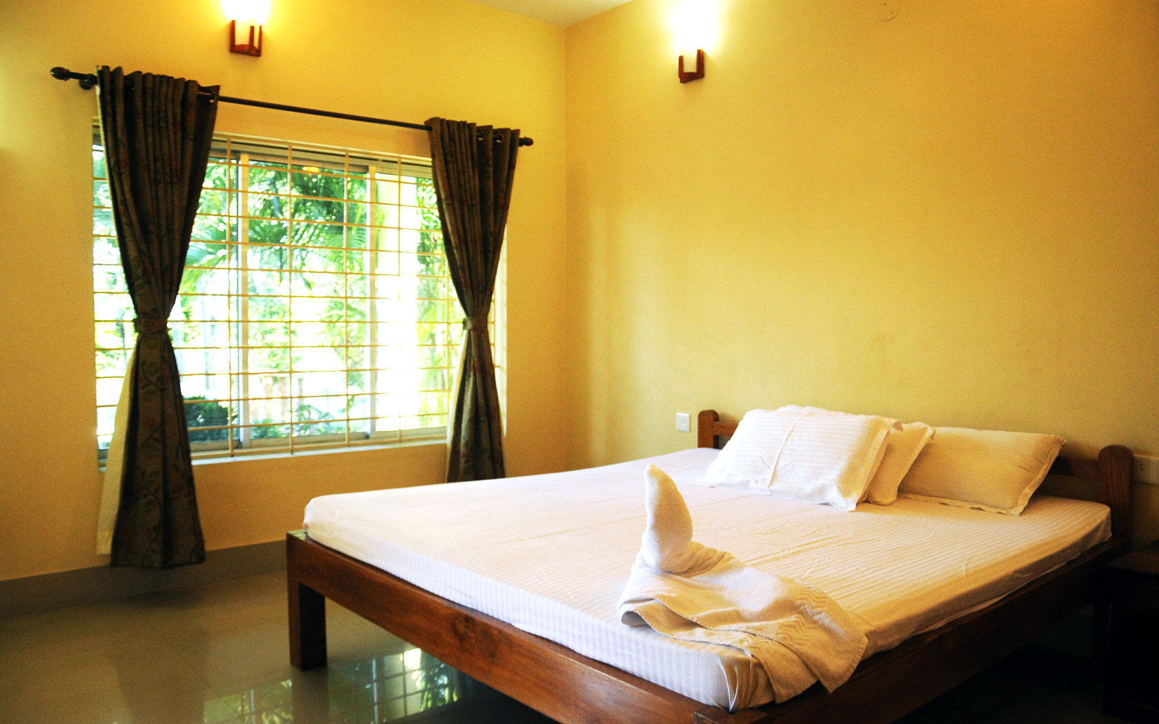 The Tuskerden Super Deluxe Double Room